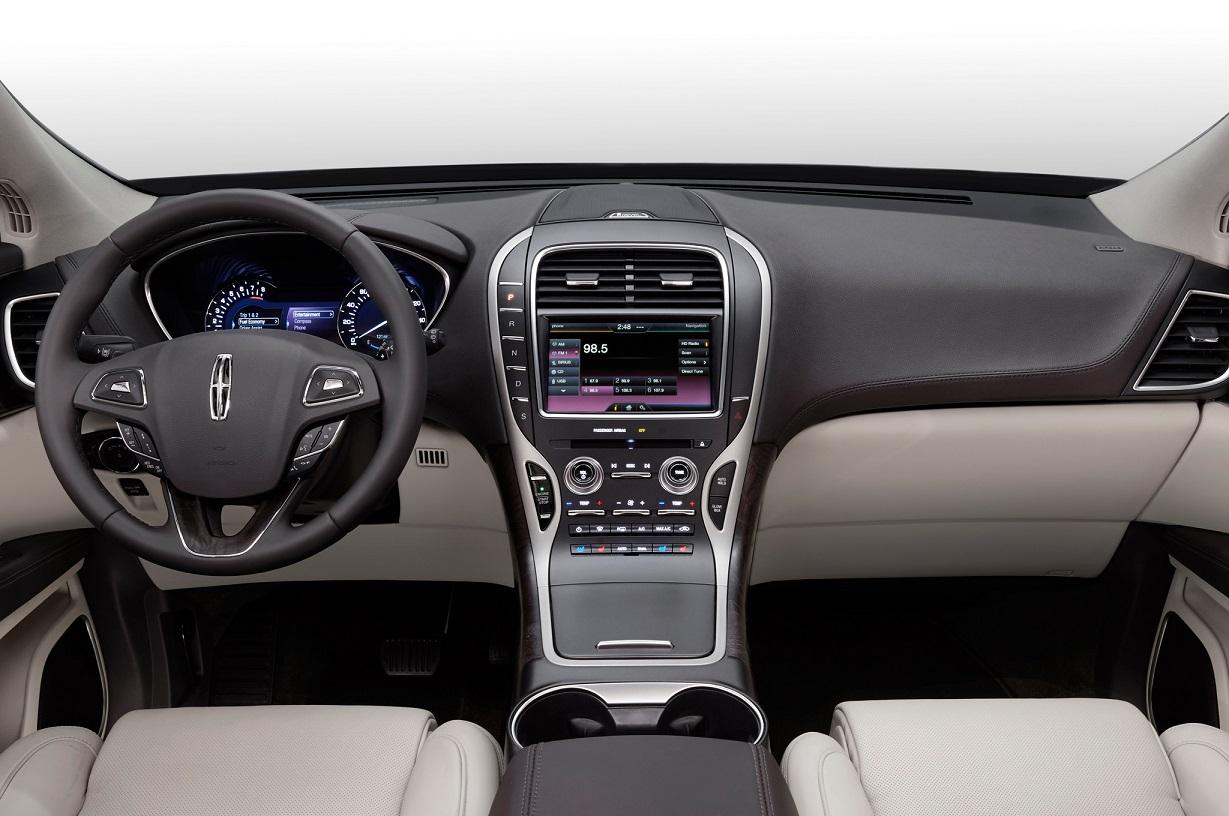 2016-Lincoln-MKX-interior