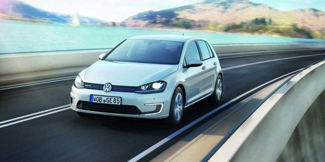 Volkswagen-e-Golf-