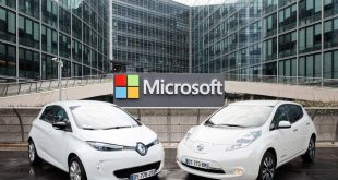 Renault-Nissan Alliance and Microsoft partnership