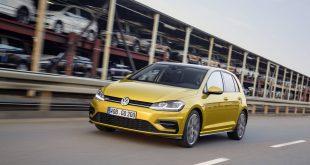 Volkswagen adiciona más tecnología al Golf del 2018