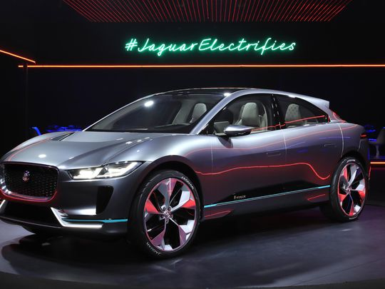 jaguar-electric