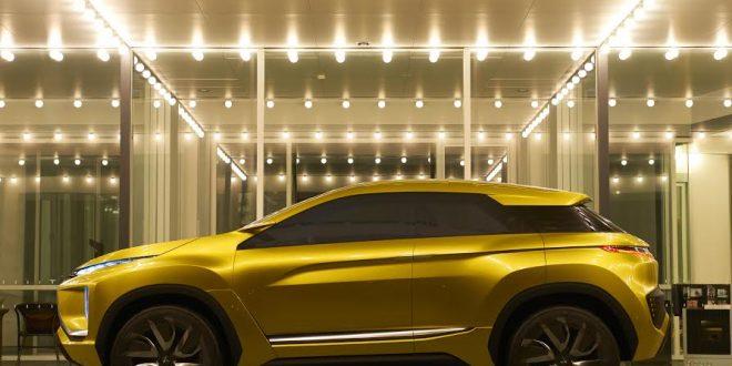 Mitsubishi Motors eX Concept