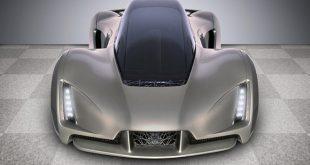 El Divergent Blade el primer automóvil hecho en una impresora 3D