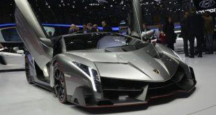Cuales son los 10 Súper Autos más esperados del 2017