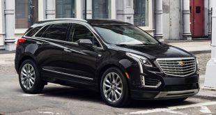 Prueba de manejo, Cadillac XT5 del 2017