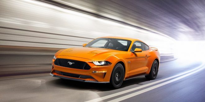 2018 Ford-Mustang-