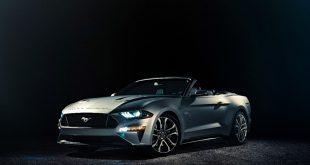 El nuevo Mustang convertible comienza una gira de mas de 50 auto shows del país