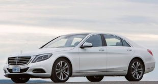 Mercedes Benz S550e plug-in híbrido del 2017