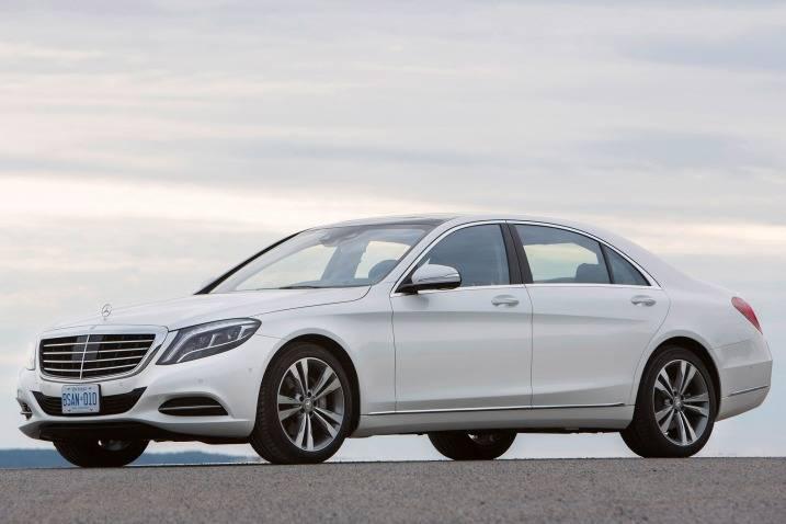 Mercedes benz s550e plug in h brido del 2017 puros autos for Mercedes benz s550e