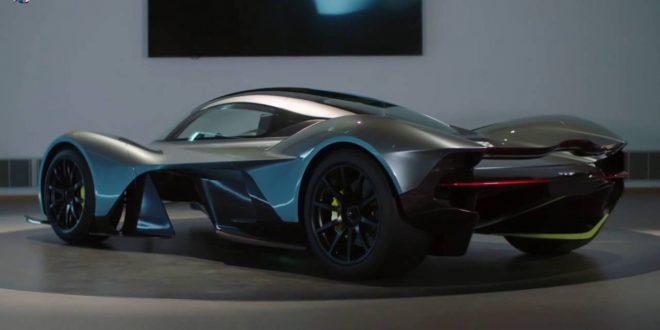 Aston Martin AM-RB 001.