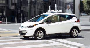 GM quiere que ver en el 2018 a su Bolt EV Autónomo circulando por las calles
