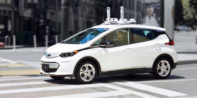 Autonomous-Chevrolet-Bolt-EV-Prototype-
