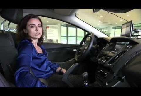 Ford voice recognicion