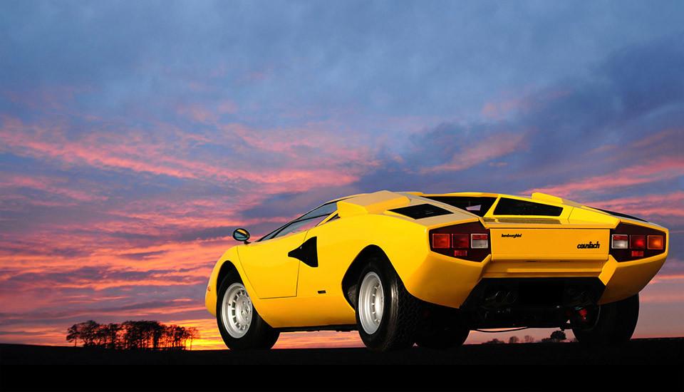 Lamborghini-Countach-