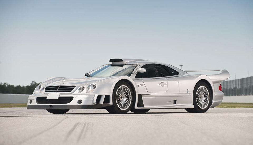 Mercedes-CLK-GTR-