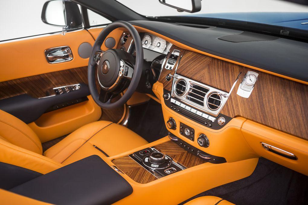 Rolls Royce dawn..,