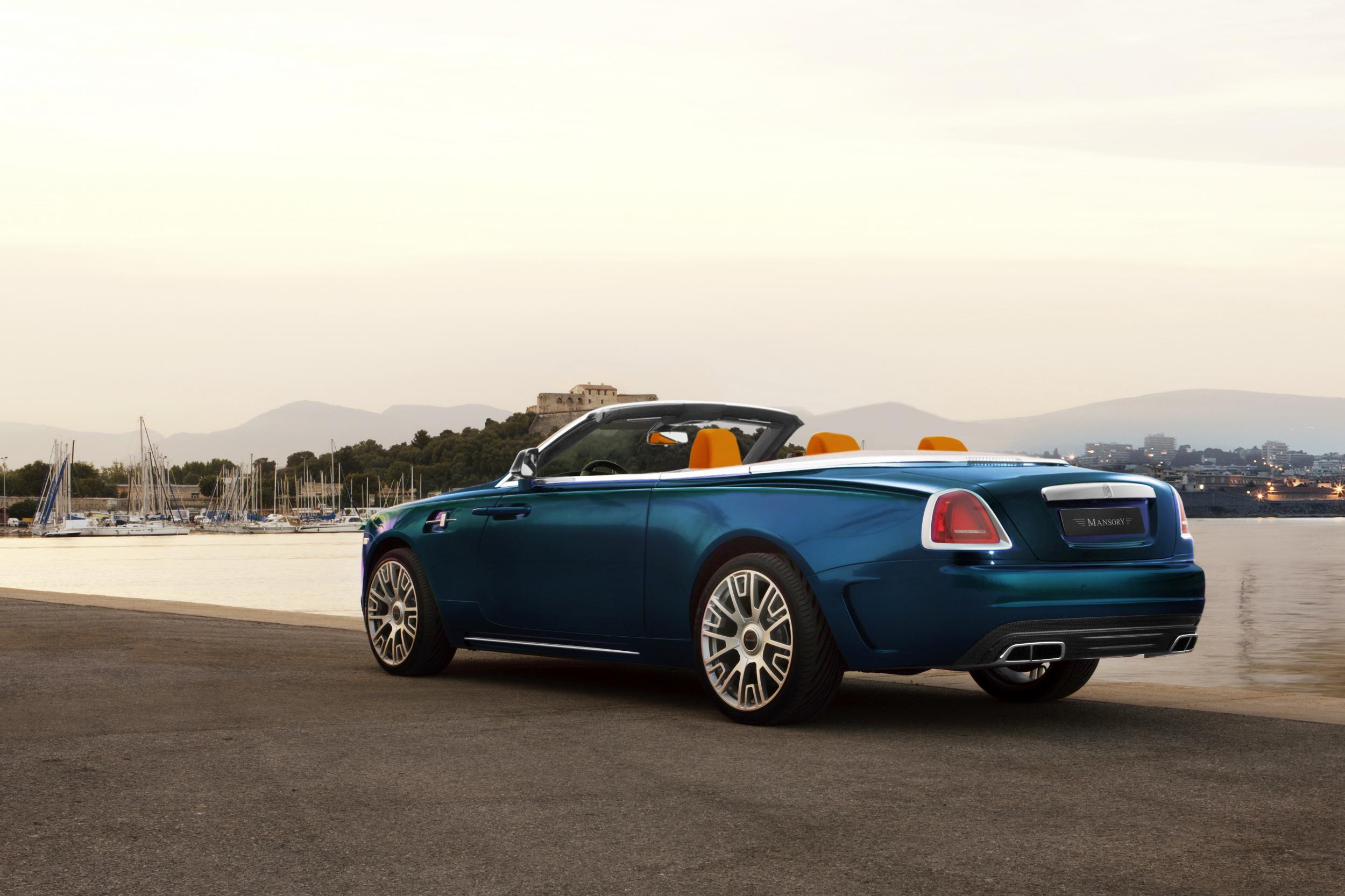 Rolls Royce dawn..,,