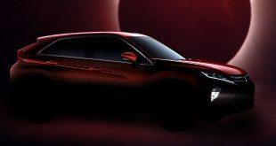 Mitsubishi llamará Eclipse Cross a la nueva SUV que presentará en Ginebra