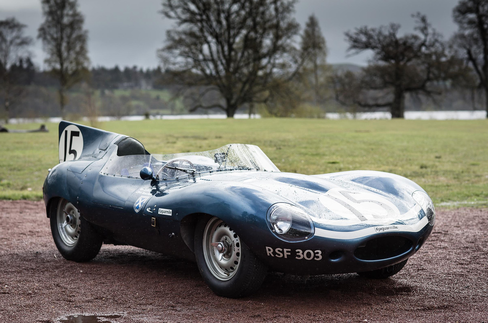 7. Jaguar D-Type