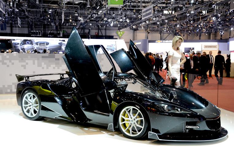 Arash AF10 Hybrid,