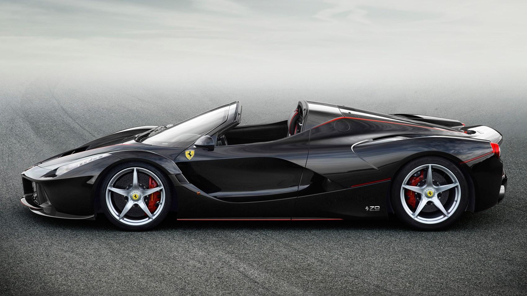 Ferrari LaFerrari Apert
