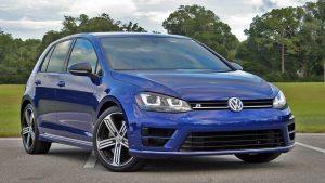 10. Volkswagen Golf R