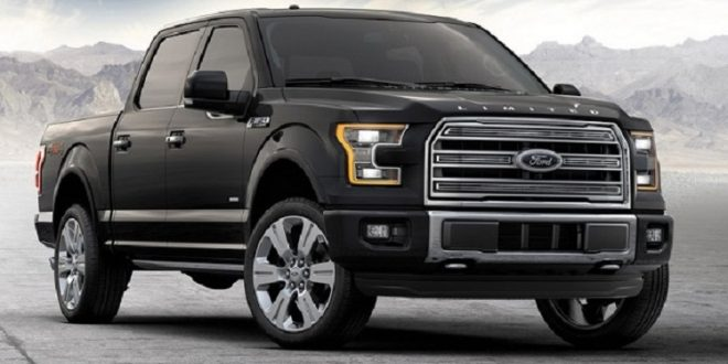 Ford F 2017