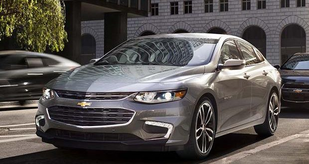 Prueba de manejo, Chevrolet Malibu híbrido del 2017