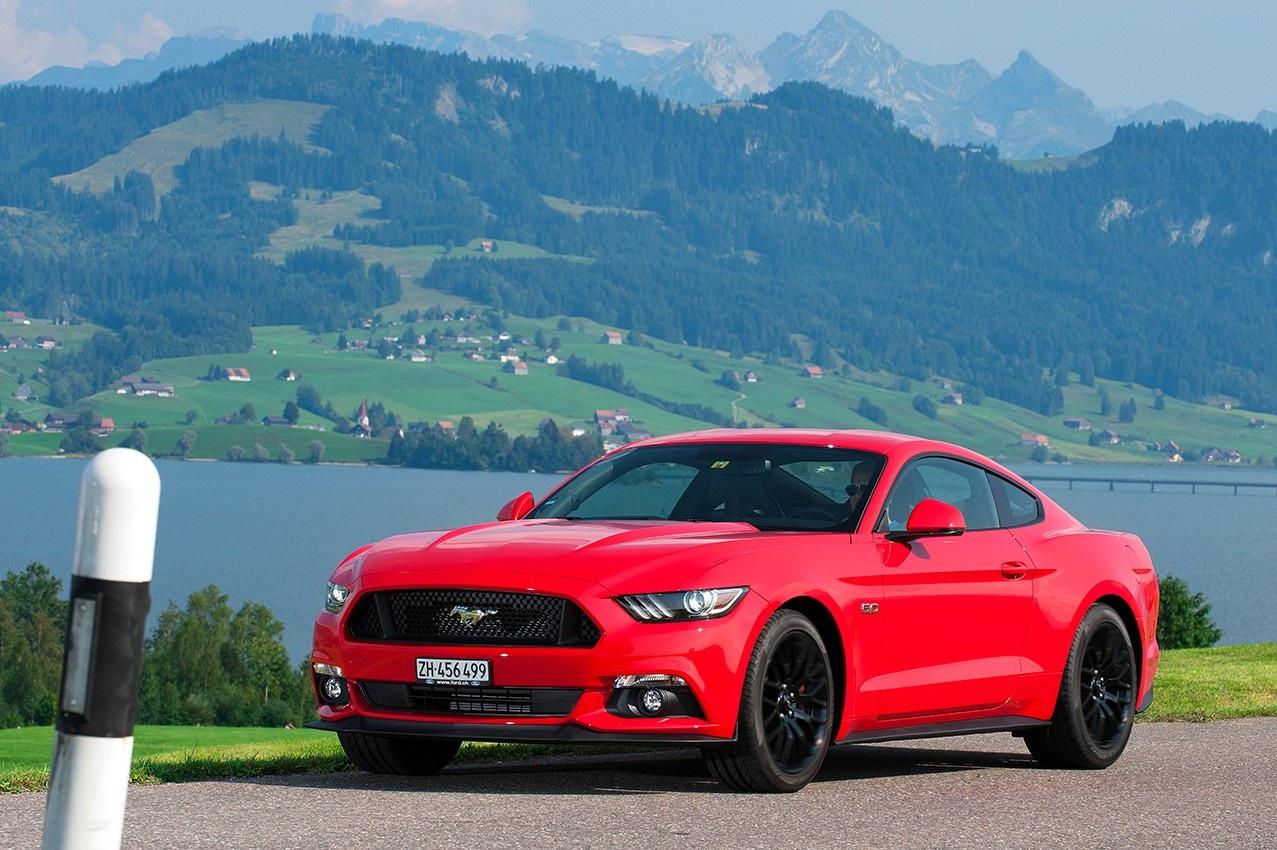 Mustang-Switzerland