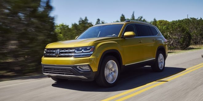"2018 Volkswagen Atlas, 2018 Volkswagen Tiguan Earn ""Car Seat Check Honor Roll"""