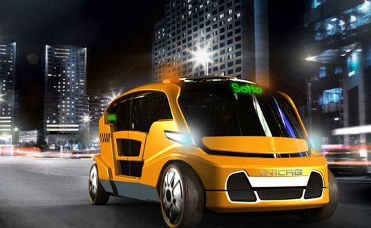 """El futuro se avecina con los """"robot taxis"""", una nueva forma de movilidad"""