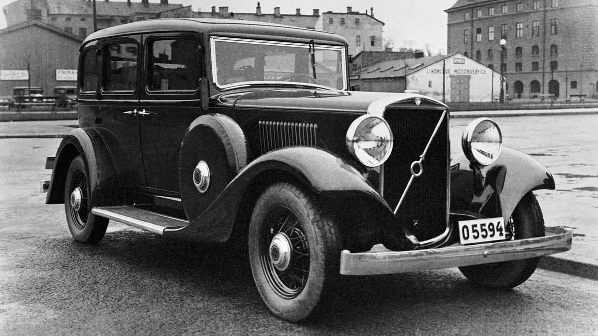 VOLVO PV653-9 (1933-1937)