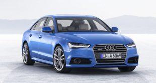 2017 Audi A6.