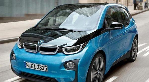 BMW i3 del 2017 Prueba de manejo