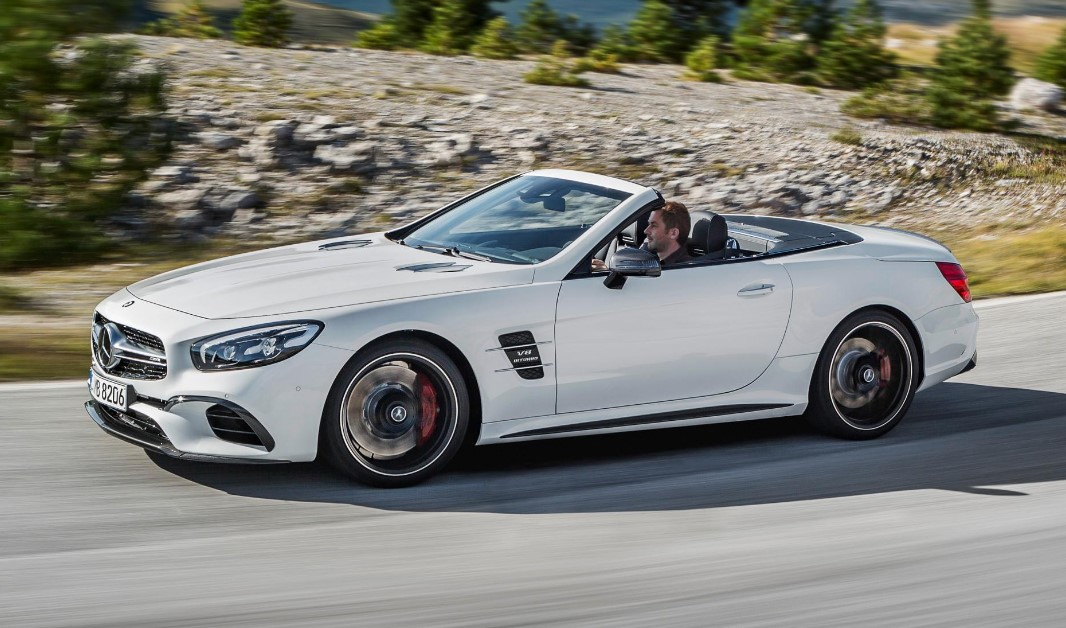 Prueba de manejo mercedes benz sl63 amg puros autos for Mercedes benz sl 63 amg