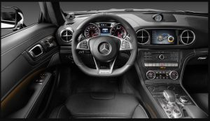 2018-Mercedes-Amg-Sl63-Interior