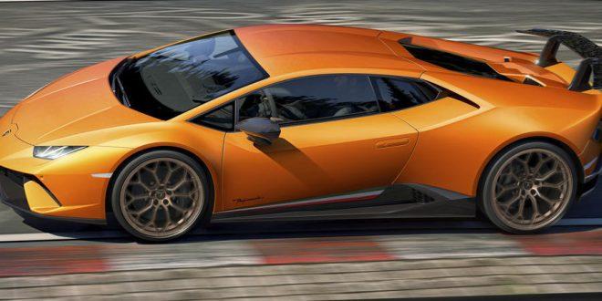 3 – Lamborghini Huracan Performante - (1)