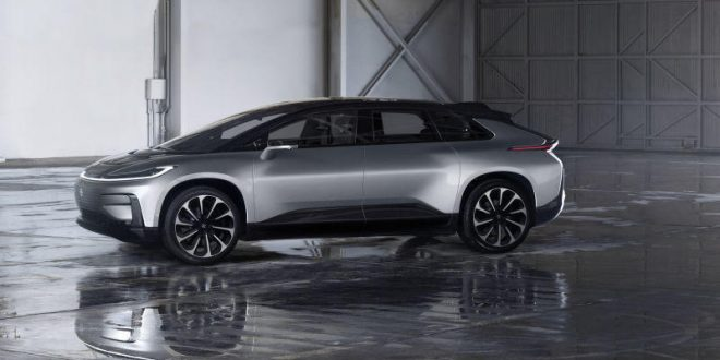 FF91 de Faraday Future