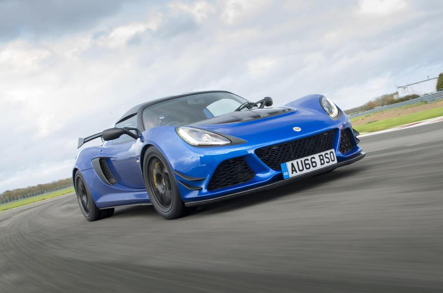 Lotus Exige Cup 380.