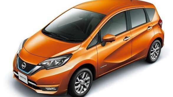 Nissan hibrido
