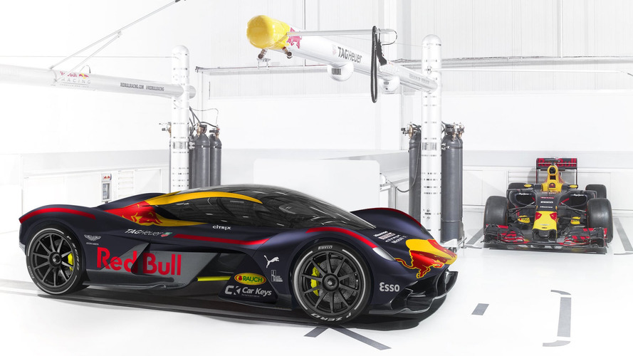 Red Bull Racing Aston Martin Valkyrie