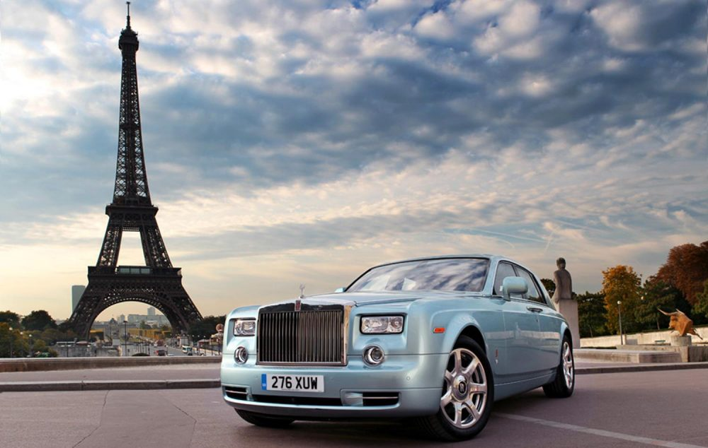 Rolls Royce Paris-