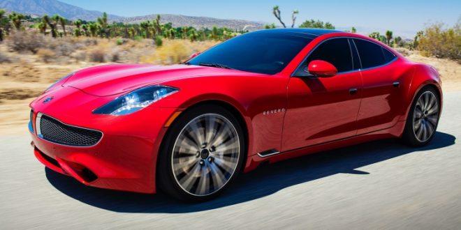 Ya salió a la venta el más caro y exótico vehículo eléctrico construído en EE.UU