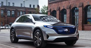 Mercedes-Benz Concept EQ