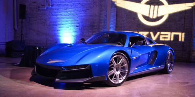 "El ""Rezvani Beast Alpha"" un raro súper auto ""Made in the USA"""