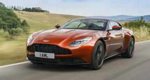 El Aston Martin DB11 vendrá con dos súper potentes motores