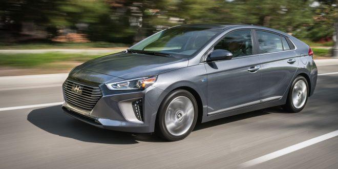 Prueba de manejo, Hyundai Ioniq Híbrido del 2017