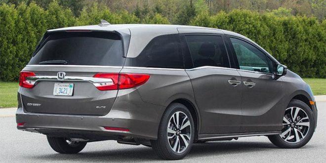 2018-Honda-Odyssey-