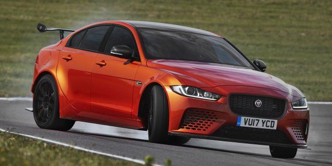 2018-Jaguar-XE-SV-Project-8-Drift-1