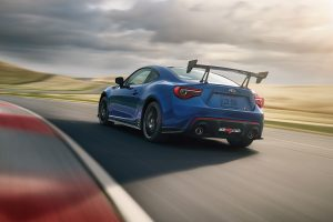 2018-Subaru-BRZ-tS-Rear